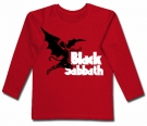 Camiseta BLACK SABBATH ROCK & ROLL RL