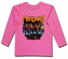 Camiseta MANOWAR FIGHING THE WORLD CHL