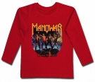 Camiseta MANOWAR FIGHING THE WORLD RL