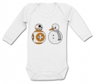 Body bebé BB-8 FRIEND WL