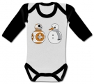 Body bebé BB-8 FRIEND WWL