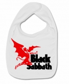 Babero BLACK SABBATH ROCK & ROLL W.