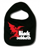Babero BLACK SABBATH ROCK & ROLL B.
