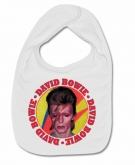 Babero DAVID BOWIE FACE W.