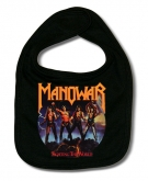 Babero MANOWAR FIGHTING THE WORLD B.