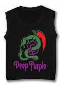 Camiseta sin mangas DEEP PURPLE (DRAGON) PAINT TB.