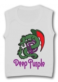Camiseta sin mangas DEEP PURPLE (DRAGON) PAINT TW.