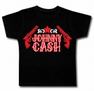 Camiseta JOHNNY CASH GUN´S BC