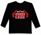 Camiseta JOHNNY CASH PISTOLAS BL