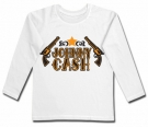 Camiseta JOHNNY CASH PISTOLAS WL