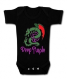 Body bebé DEEP PURPLE DRAGÓN (Paint) BC