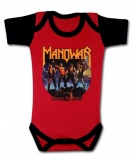 Body bebé MANOWAR FIGHING THE WORLD RC