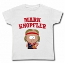 Camiseta MARK KNOPFLER S.PARK WC