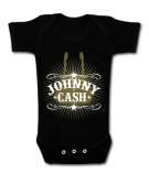 Body bebé JOHNNY CASH (guitarras) BC