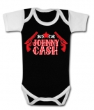 Body bebé JOHNNY CASH PISTOLAS BBC