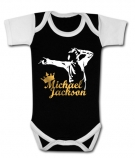 Body bebé MICHAEL JACKSON KING GOLD BBC