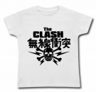 Camiseta THE CLASH JAPAN WC