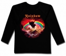Camiseta RAINBOW BAND BL