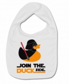 Babero JOIN THE DUCK SIDE W.