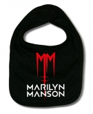 Babero MARILYN MANSON MM B.