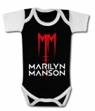 Body bebé MARILYN MANSON MM BBC