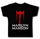 Camiseta MARILYN MANSON MM BC
