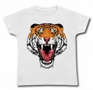 Camiseta TIGER TATTOO WC
