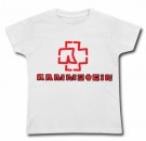 Camiseta RAMMSTEIN PAINT WC