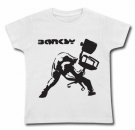 Camiseta BANSKY CHAIR WC