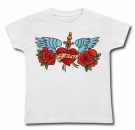 Camiseta TATTOO ONE LOVE WC