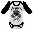 Body bebé METALLICA SCARY WWL