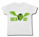 Camiseta GREEN DAY HEART WC