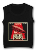Camiseta sin mangas LED ZEPPELIN MOTHERSHIP TB