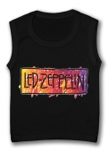 Camiseta sin mangas LED ZEPPELIN PAINT TB