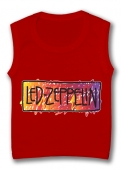 Camiseta sin mangas LED ZEPPELIN PAINT TR