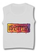Camiseta sin mangas LED ZEPPELIN PAINT TW