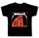 Camiseta METALLICA JUMP IN THE FIRE BC