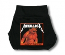 Ranita cubre pañales METALLICA JUMP IN THE FIRE B.