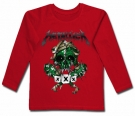 Camiseta METALLICA GREEN SKULL RL