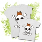 Camiseta MAMA TIMBER + Camiseta NIÑOS TIMBER WC
