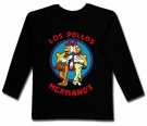 Camiseta LOS POLLOS HERMANOS (Breaking bad) BL