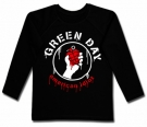Camiseta GREEN DAY SANGRIENTO BL