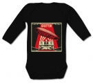 Body bebé LED ZEPPELIN MOTHERSHIP BL