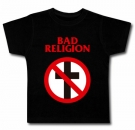 Camiseta BAD RELIGION (CRUZ) BC