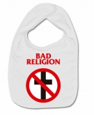 Babero BAD RELIGION (CRUZ) W.