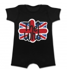 Pijama manga corta THE WHO PAINT B