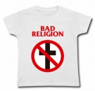 Camiseta BAD RELIGION (CRUZ) WC