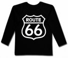 Camiseta ROUTE 66 BL