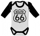 Body bebé ROUTE 66 WWL