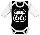 Body bebé ROUTE 66 BBL